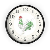 Henry Rooster Heirloom Designer Clock