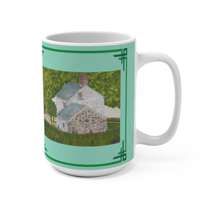 Manor House By The Glen 15 oz Mug
