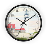 Stiff Breeze At Day's End English Numeral Clock
