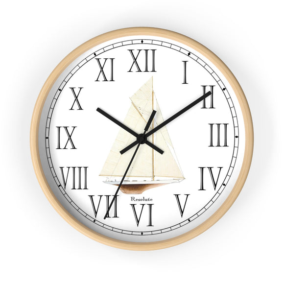 Resolute Roman Numeral Clock