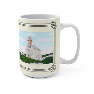 Morning Light 15oz Mug by Lee M. Buchanan