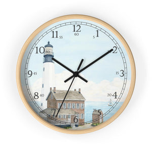 Spirit of Cape Henlopen English Numeral Clock