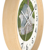 Manor House By The Glen Heirloom Designer Clock