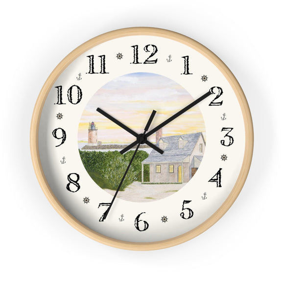 Harbor Light Heirloom Designer Clock
