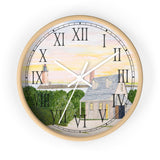 Harbor Light Roman Numeral Clock
