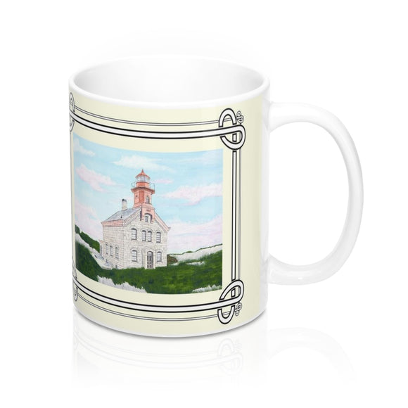 Morning Light Mug by Lee M. Buchanan