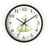 Noank Wall Smack Heirloom Designer Clock