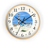 Good Ole Times At Cape Hatteras Heirloom Designer Clock