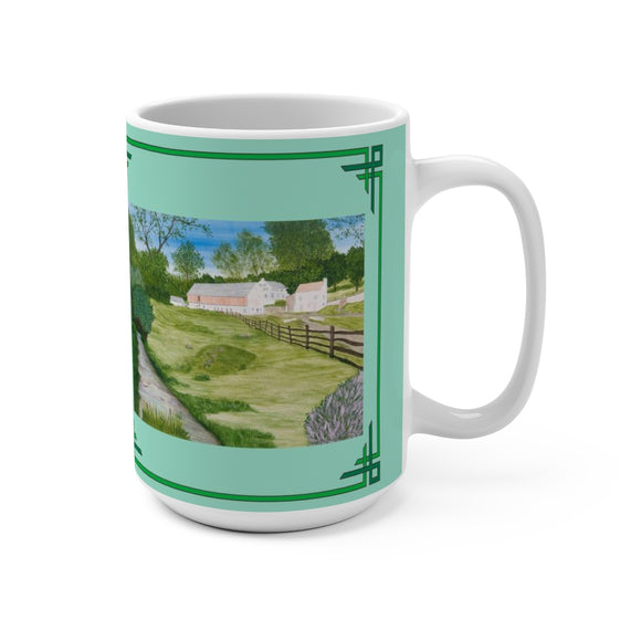 Trout Stream 15 oz Mug