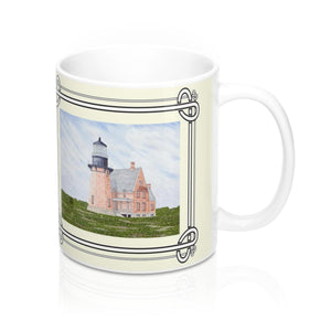 Victorian Lady Mug by Lee M. Buchanan