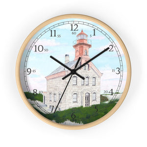 Morning Light English Numeral Clock
