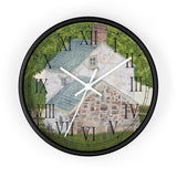 Manor House By The Glen Roman Numeral Clock