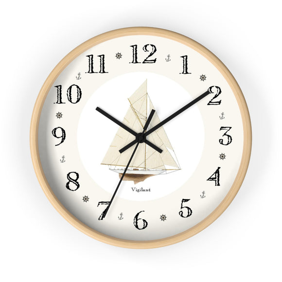 Vigilant Heirloom Designer Clock
