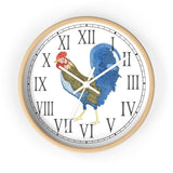 Gabriel Rooster Roman Numeral Clock