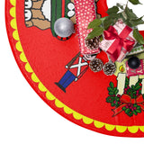 Coast and Country Christmas Tree Skirt
