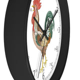 Joseph Rooster English Numeral Clock