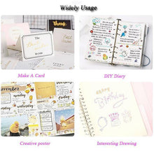 Load image into Gallery viewer, Gift Card Writing&Drawing Double Line Outline Pen, 8 Colors