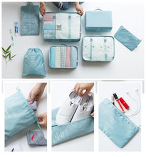 Load image into Gallery viewer, (6 Pcs)Luggage Packing Organizer Set
