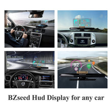 Load image into Gallery viewer, Car GPS Navigation Image Reflector