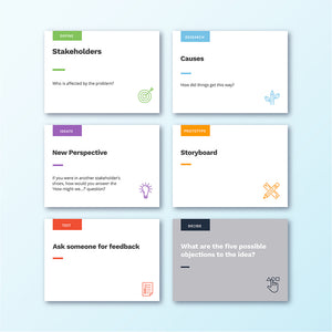 Design Thinking Deck