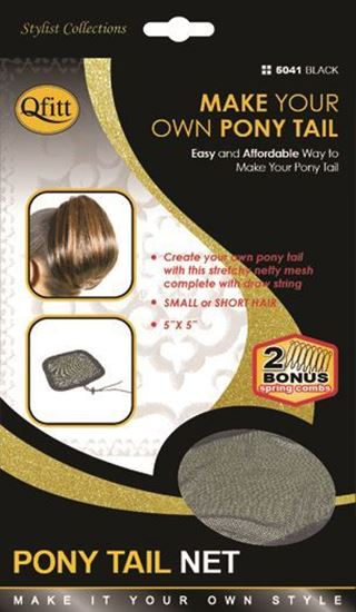 Make your own Ponytail #5041