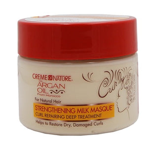 Strenghtening Milk Masque