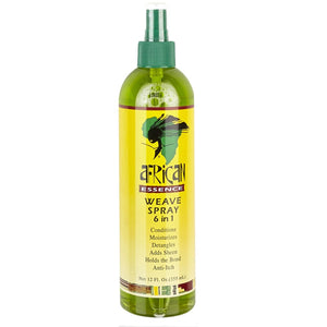 African Essence Weave Spray 3 In 1