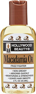 Hollywood Beauty Macadamia Oil