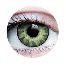 Load image into Gallery viewer, Primal Contact Lenses Delightful Jade