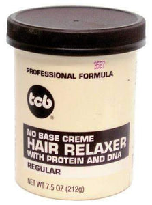 TCB Creme No Base Hair Relaxer