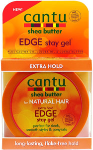Cantu Edge Stay Gel