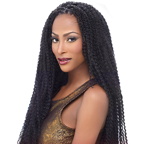 Kima Braid Afro Temptation 24