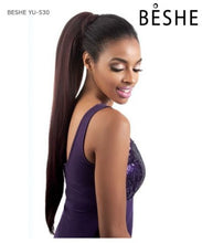 Load image into Gallery viewer, Beshe Half Wig & Ponytail - YU 530
