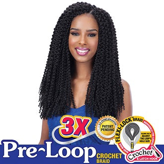 Freetress 3X Preloop Island Twist  16