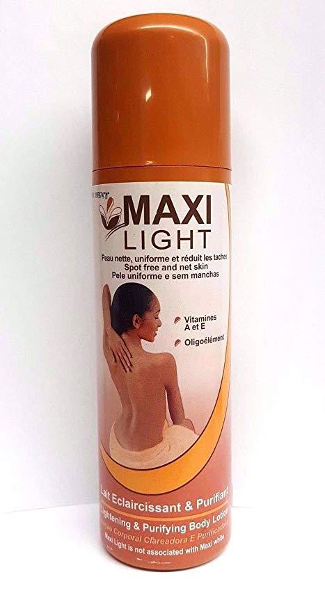 Maxi light lotion