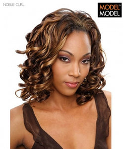 Model Glance Weave Noble Curl