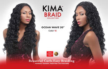 Load image into Gallery viewer, Kima Ocean Wave  20""