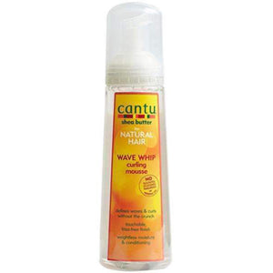 Cantu Shea Butter Natural Wave  Mousse