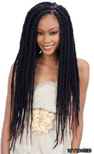 Load image into Gallery viewer, Cuban Twist Braid 16''