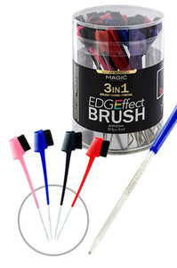 3 in 1 Egde Brush