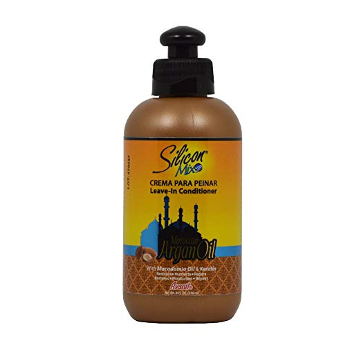 Silicon Mix Moroccan Argan Oil Leave In