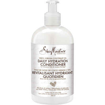 Coconut Oil Dry Hydration Conditioner