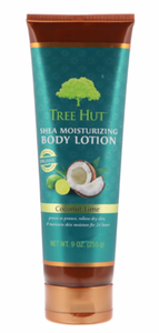 Tree Hut Coconut Lime Body Lotion