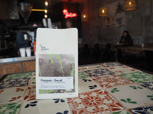 The Baron 250g Decaf - by Five Senses