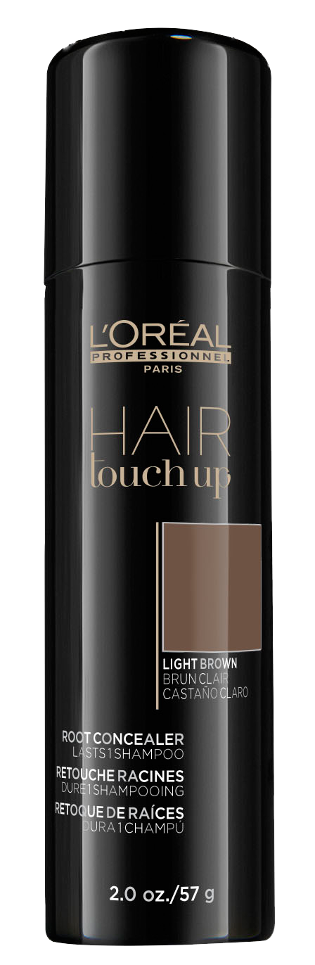 Hair Touch Up Spray Light Brown