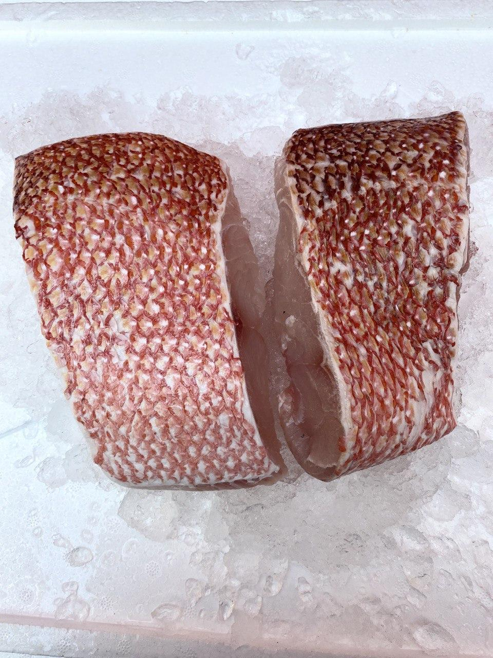 Emperor Red Snapper, Fillet, Fresh