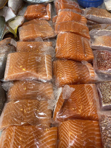 Atlantic Salmon, Whole, Fresh