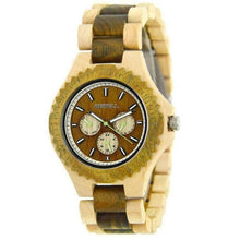 Load image into Gallery viewer, Maple Wood Eco Watch