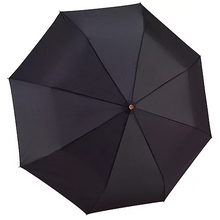 Load image into Gallery viewer, 3 Section Men's Auto Open/Close Folding Umbrella
