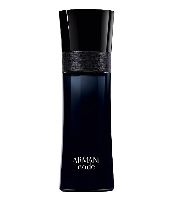 Armani Code for Men Eau de Toilette 1.7 oz.